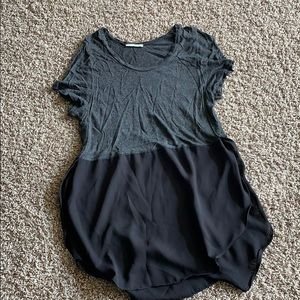 Longer shirt